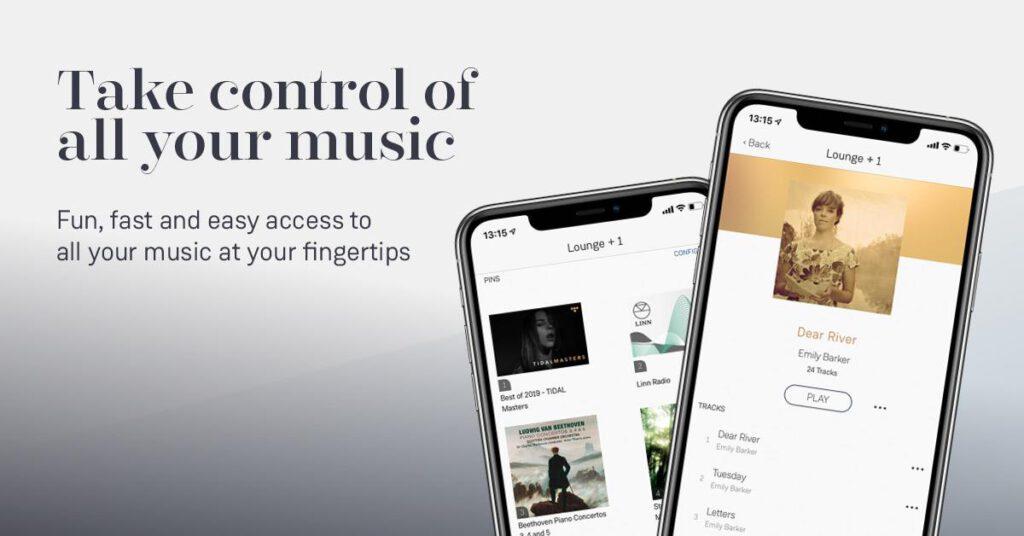 Nieuwe Linn App voor iOS!